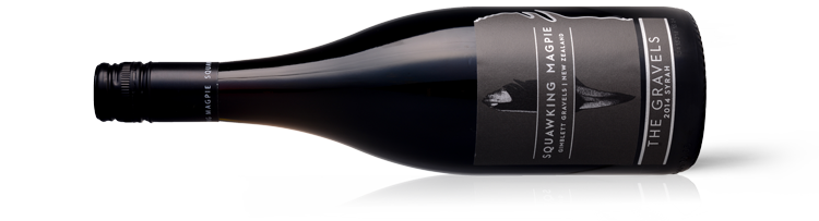 The Gravels Selection | Hawke's Bay Wine | Gimblett Gravels | Squawking Magpie